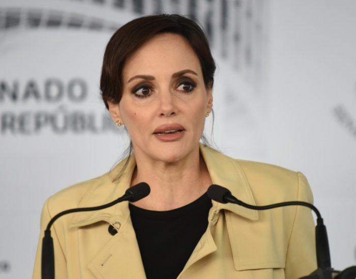 Lilly Téllez denunció amenazas contra su hijo por parte de un seguidor de Morena