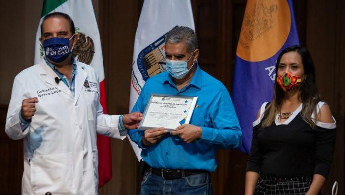 Instalarán comité de morbi-mortalidad en Nuevo León ante incremento de muertes por Covid-19