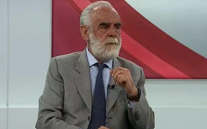 Diego Fernández de Cevallos pide a AMLO que lo denuncie ante la FGR