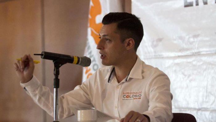 Luis Donaldo Colosio Riojas pide elección abierta en MC para candidatura de Nuevo León