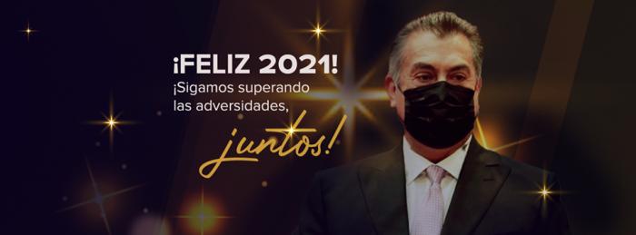 Al coronavirus no se lo llevará el 2021: Jaime Rodríguez Calderón