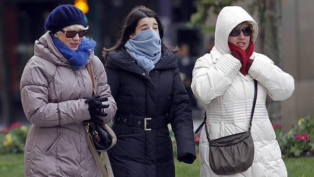Descenderá temperatura para fin de año; tome previsiones
