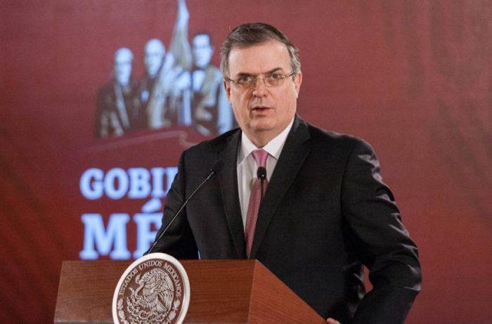 Confirma Marcelo Ebrard que va por candidatura en 2024 con Morena