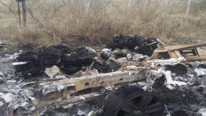 Identifican 4 de 19 cuerpos calcinados; son mexicanos y guatemaltecos