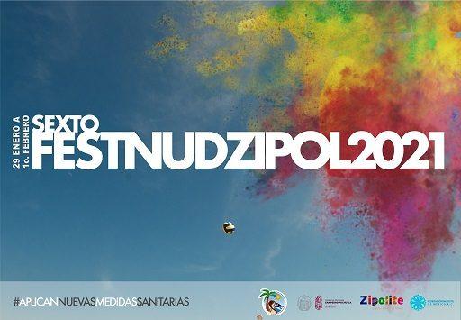 Festival Nudista de Zipolite se celebrará pese a pandemia de Covid-19