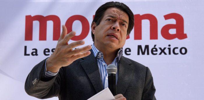 Mario Delgado dice que el INE se debe renovar o exterminar