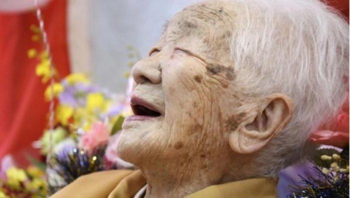 Llevará la antorcha olímpica a sus 118 años