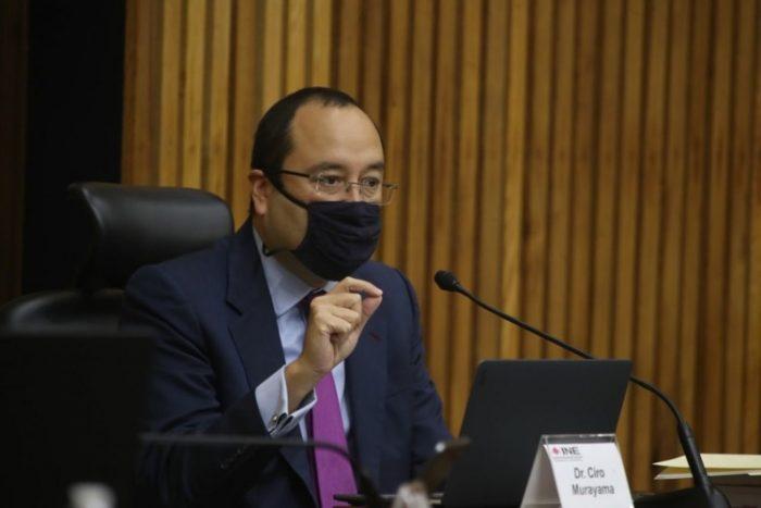INE ordena a AMLO bajar de redes la 'mañanera' del viernes por violar veda electoral