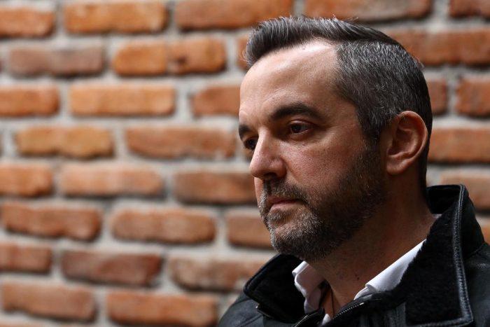 Detienen a Jorge Luis Lavalle por el caso Emilio Lozoya