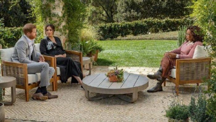 Oprah Winfrey revela detalles inéditos de la entrevista del príncipe Harry y Meghan Markle