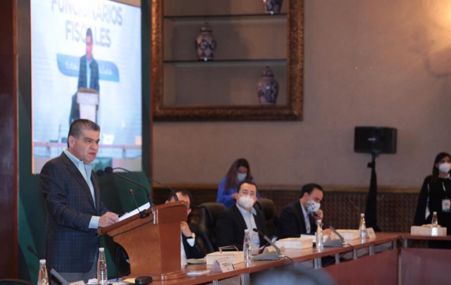 ES MOMENTO DE GENERAR UNA MEJOR RELACIÓN HACENDARIA EN MÉXICO: MIGUEL RIQUELME