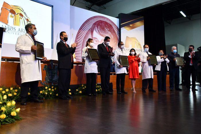 """Celebra Ramos Arizpe 41 años de historia. Entregan presea #Miguel Ramos Arizpe"""""""