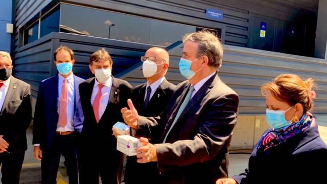 México comenzará a exportar vacunas contra el Covid-19