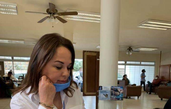 Se queda fuera La candidata del PAN en Saltillo