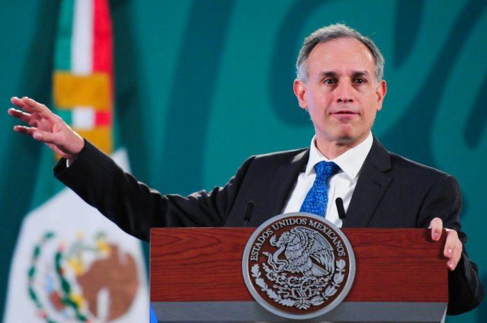 México recibirá 5 millones de vacuna COVID, la cifra más alta para una semana: López-Gatell