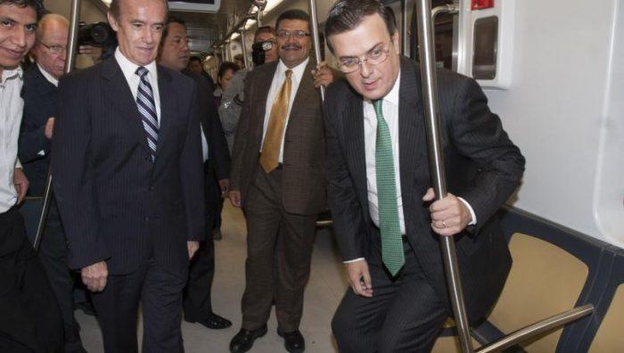 ¿Quién construyó la Línea 12 del Metro? Marcelo Ebrard responde por accidente en CDMX