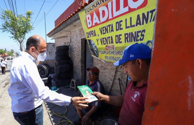 TREINTA DÍAS TRABAJANDO PARA LOGRAR EL EQUILIBRIO EN MÉXICO