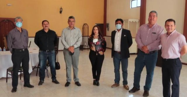 Declina candidata del partido RSP en favor de Ariel Maldonado.