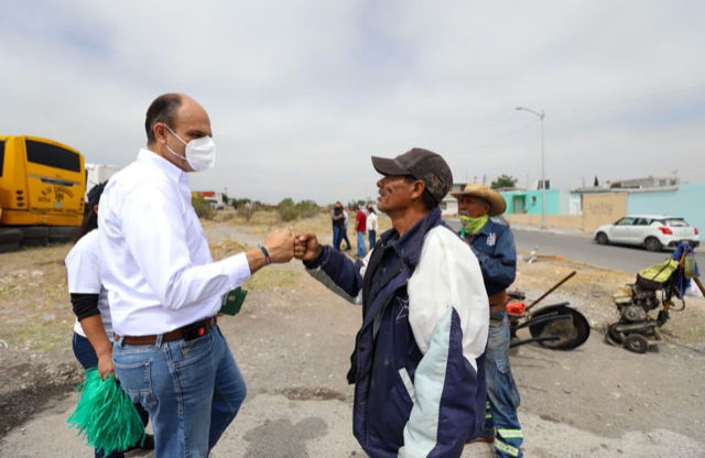 GESTIONARÉ MÁS PRESUPUESTO PARA LAS PYMES EN MÉXICO: JERICÓ