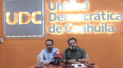UDC se desvanece, Unirse a Morena le salió caro.