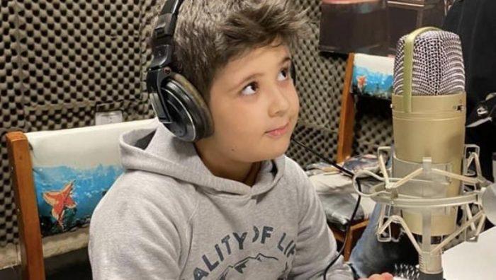 Tiziano Alfonso: Niño de 7 años sorprende al cantar ópera