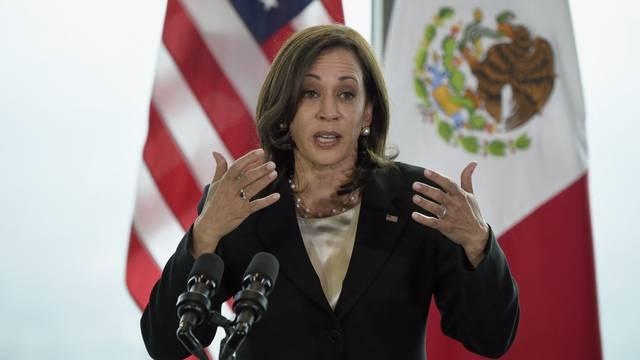 Acuerda Kamala Harris 2 mil 500 millones de pesos para reforma laboral en México