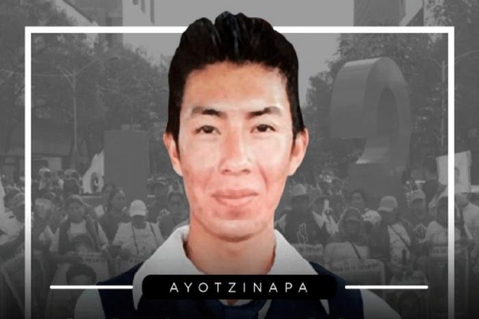 Caso Ayotzinapa: Identifican restos del normalista Jhosivani Guerrero