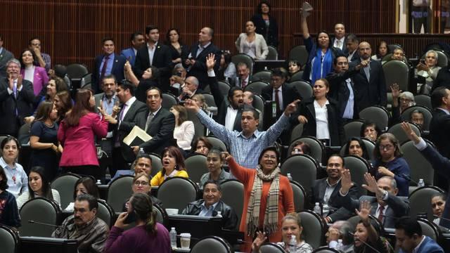 Así cerró el PREP para la Cámara de Diputados, Morena con mayor porcentaje.