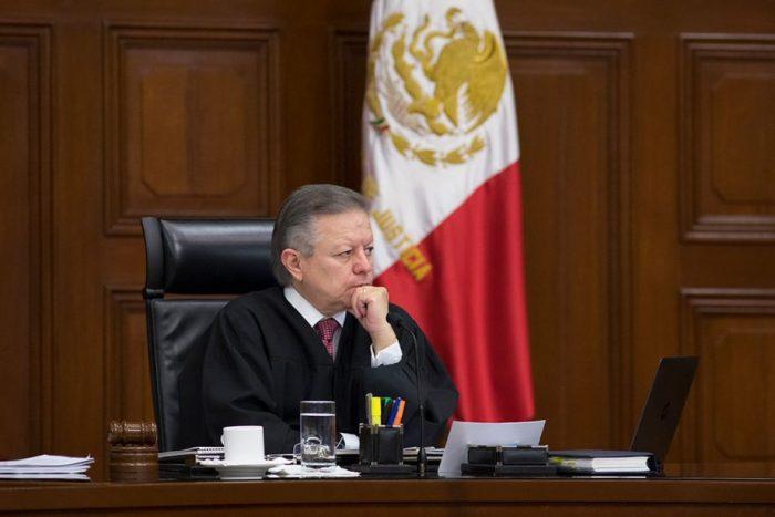 Ley Zaldívar: senadores de oposición presentan acción de inconstitucionalidad