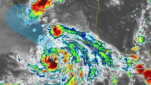 El huracán Enrique se encuentra muy cerca de Jalisco: esta será su trayectoria