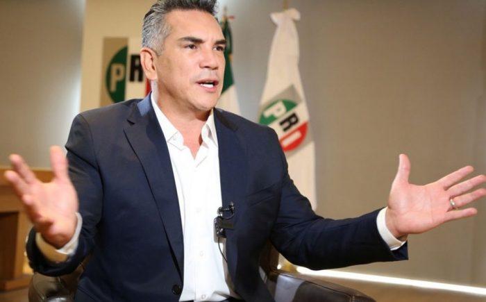 Piden que Alejandro Moreno Cárdenas renuncie al PRI