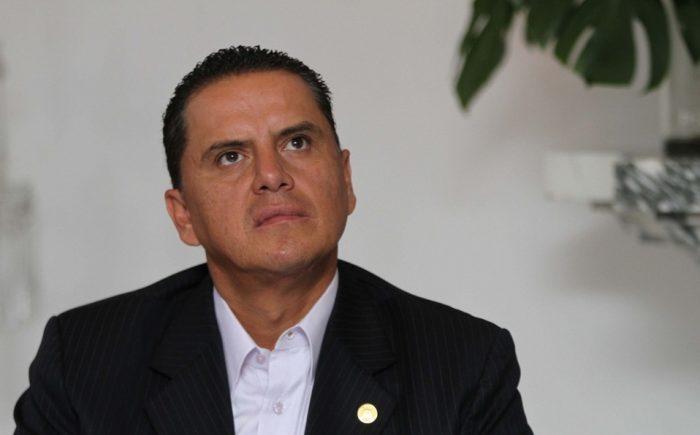 Detienen a Roberto Sandoval, exgobernador de Nayarit, en Nuevo León.