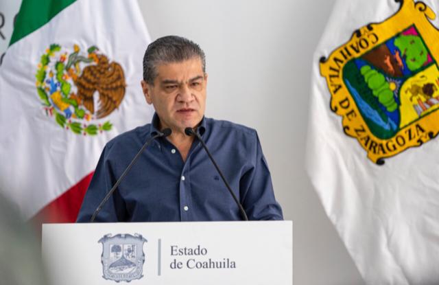 REITERA MARS QUE SE HARÁ CUMPLIR LA LEY SECA EN COAHUILA
