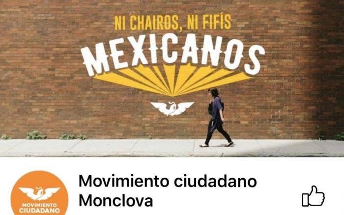 Guerra sucia en Monclova contra Movimiento Ciudadano