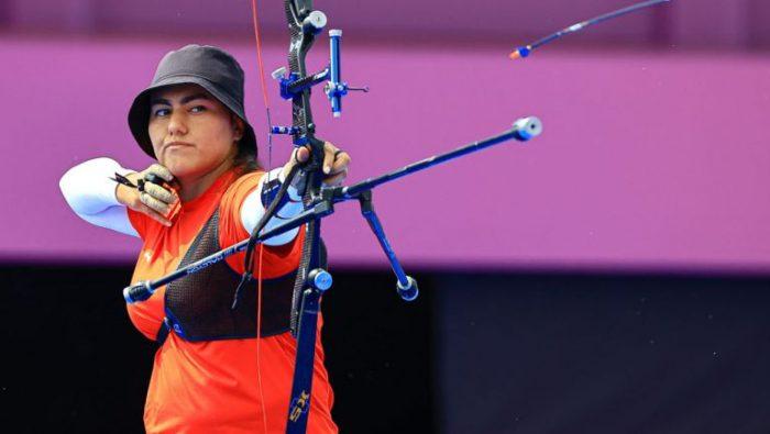 La dramática eliminación de Alejandra Valencia en la competencia de Tiro con Arco