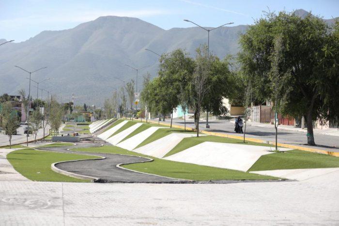 Con mejores espacios públicos mejoramos calidad de vida en Saltillo: Manolo
