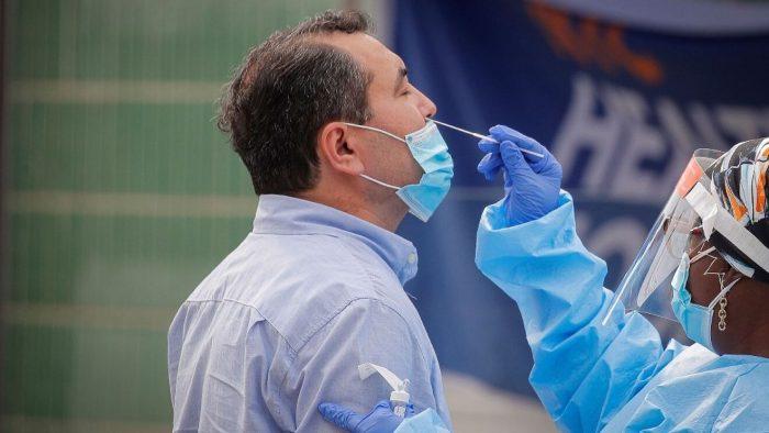 Saturación de hospitales Covid casi se triplica en sólo dos meses