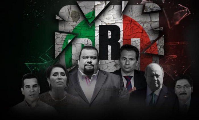 Impunidad, peleas y corrupción: los escándalos que mantienen al PRI en ruinas