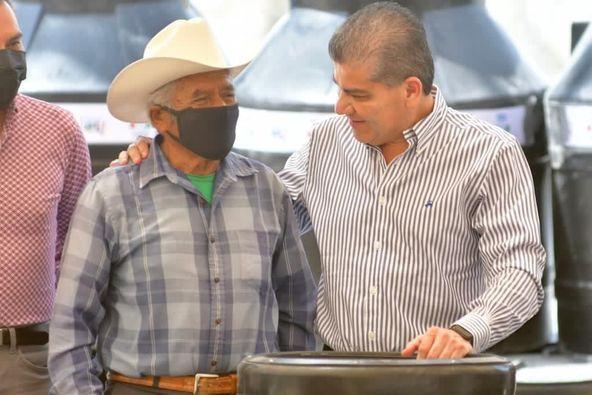 Coahuila es ejemplo nacional en el combate al rezago social: Miguel Riquelme