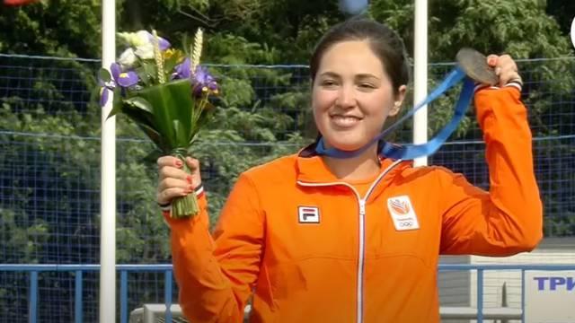 Gabriela Bayardo, la mexicana que ganó medalla con otro país en Juegos Olímpicos de Tokio 2021