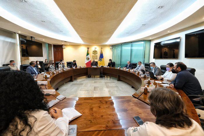 DAN PRIMER PASO PARA EL DESARROLLO DEL PRIMER REGISTRO ESTATAL DE CÁNCER EN JALISCO