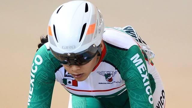 Juegos Olímpicos de Tokio 2021: Yareli Salazar no terminó el ciclismo de ruta