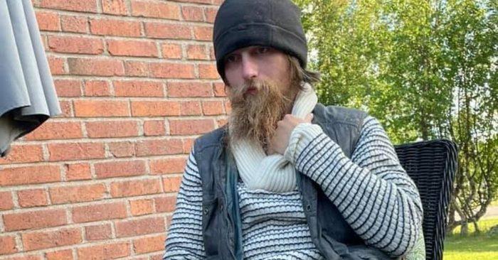 Desapareció hace más de un año y fue encontrado deambulando en un pueblo dentro del Círculo Polar Ártico a más 3.500 kilómetros de su hogar