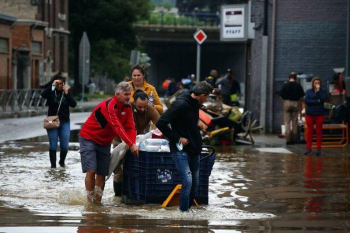 Crisis climática en Alemania: más de 100 muertos tras inundaciones y fuertes lluvias