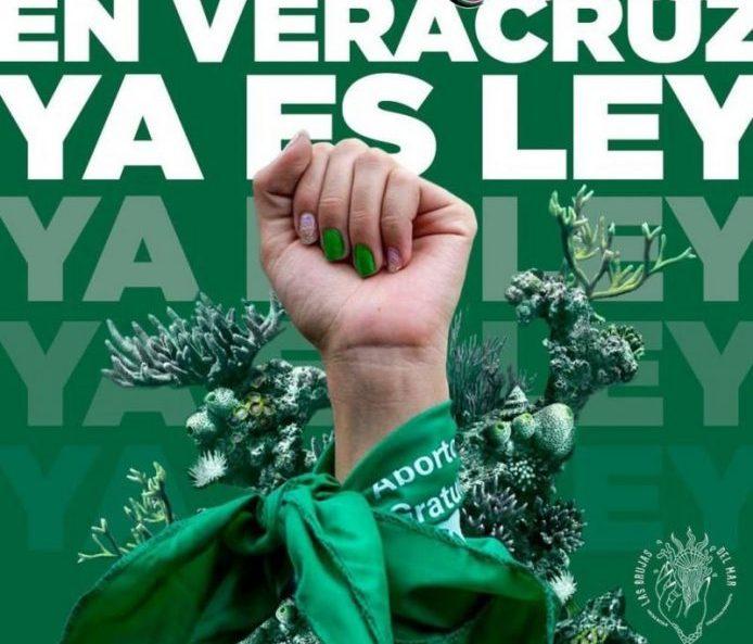 Aprueban aborto  legal en Veracruz