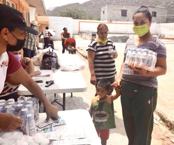 Feria DIF apoya a 200 familias del campo ramosarizpense