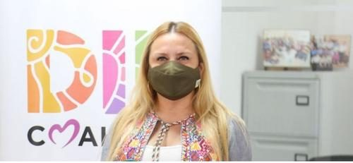 PROMUEVE DIF COAHUILA HÁBITOS DE ALIMENTACIÓN SALUDABLE: MARCELA GORGÓN