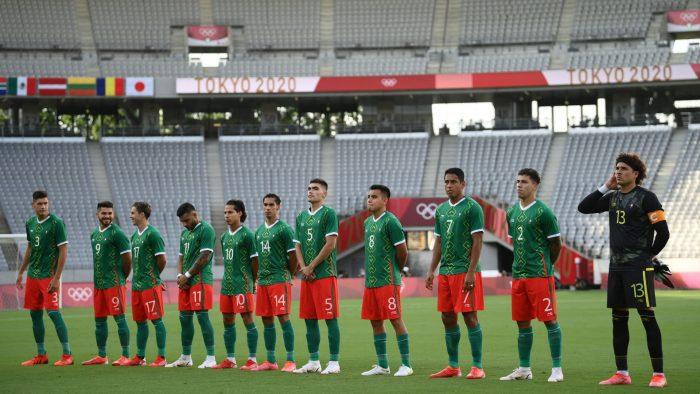 México avanza a los cuartos de final de los Juegos Olímpicos de Tokio