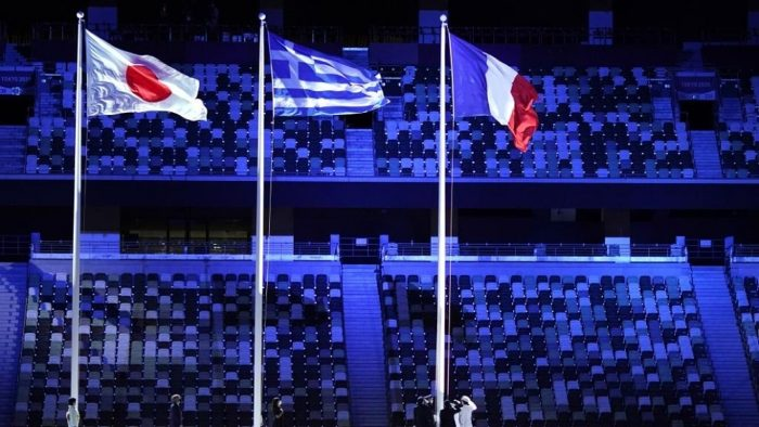 Tokio 2021 entrega estafeta a París 2024 en ceremonia de clausura