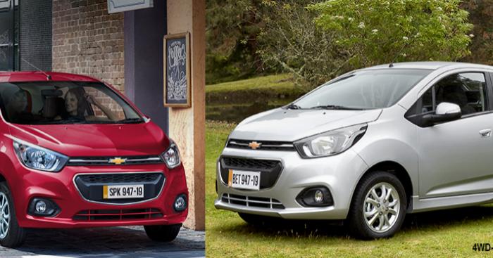 Adiós al Beat y Spark de Chevrolet: GM anuncia que dejará de venderlos en México
